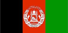 Afghanistan : Šalies vėliava