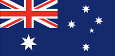Australia : Šalies vėliava