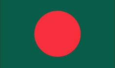 Bangladesh : Šalies vėliava