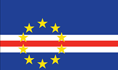 Cape Verde : Šalies vėliava