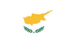 Cyprus : للبلاد العلم