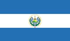 El Salvador : Šalies vėliava