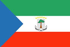 Equatorial Guinea : Šalies vėliava
