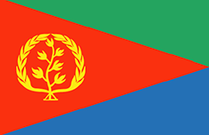 Eritrea : Šalies vėliava