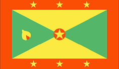 Grenada : Šalies vėliava