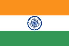 India : Šalies vėliava