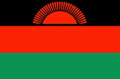 Malawi : Šalies vėliava