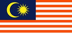 Malaysia : Šalies vėliava