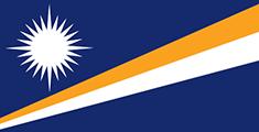 Marshall Islands : Šalies vėliava