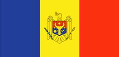 Moldova : للبلاد العلم