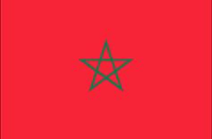 Morocco : Šalies vėliava
