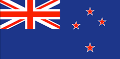 New Zealand : Šalies vėliava