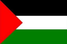 Palestine : Šalies vėliava