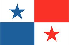 Panama : Šalies vėliava