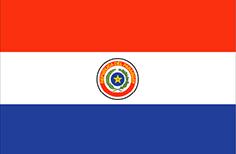 Paraguay : Šalies vėliava