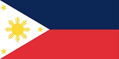 Philippines : Šalies vėliava