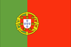 Portugal : Šalies vėliava