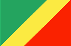Republic of the Congo : Negara, bendera