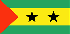 Sao Tome and Principe : Negara, bendera