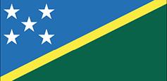 Solomon Islands : Šalies vėliava