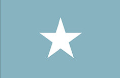 Somalia : Šalies vėliava
