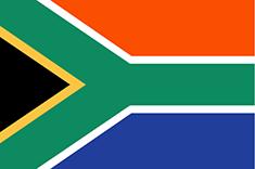 South Africa : Šalies vėliava