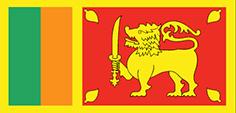 Sri Lanka : Šalies vėliava