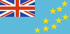 Tuvalu : Šalies vėliava