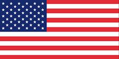 United States : Šalies vėliava