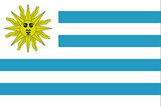 Uruguay : Šalies vėliava