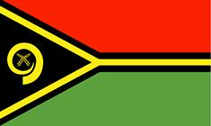 Vanuatu : Šalies vėliava
