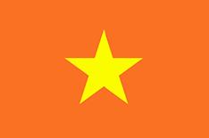 Vietnam : Šalies vėliava