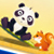 Panda Fruit Bounce -