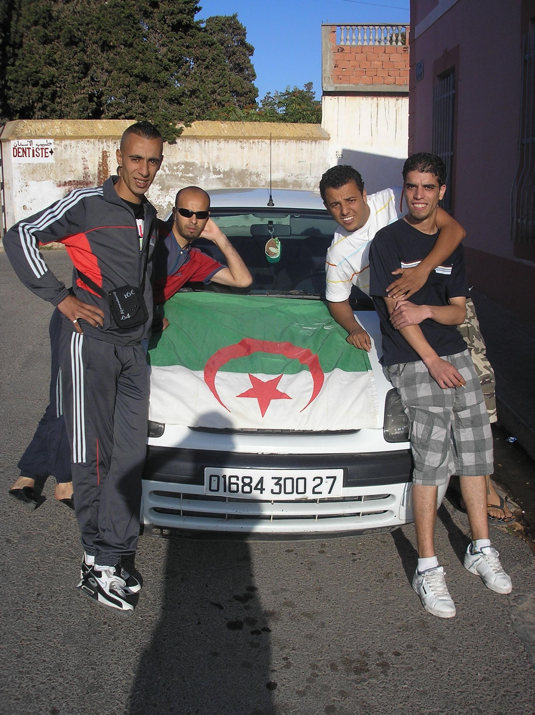 amounti : fete de l'algerie