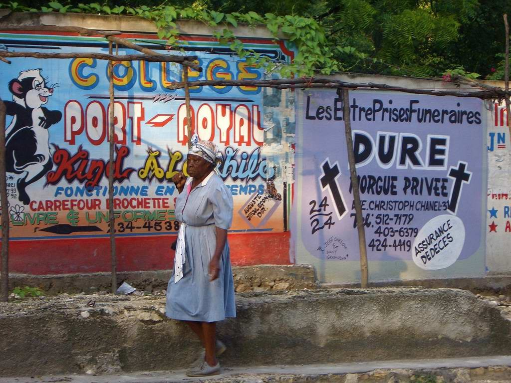 Haïti  chérie terre de génies