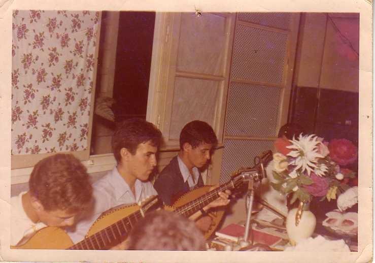 aoute 1969 mariage  l'asefa(bejaia)