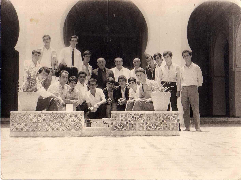 chikh_mouhamed : juillet 1970 a tlemcen (sidi_bou medien)