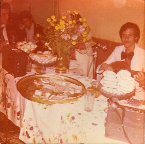 mariage  de la famille kasri 1978 a bejaia