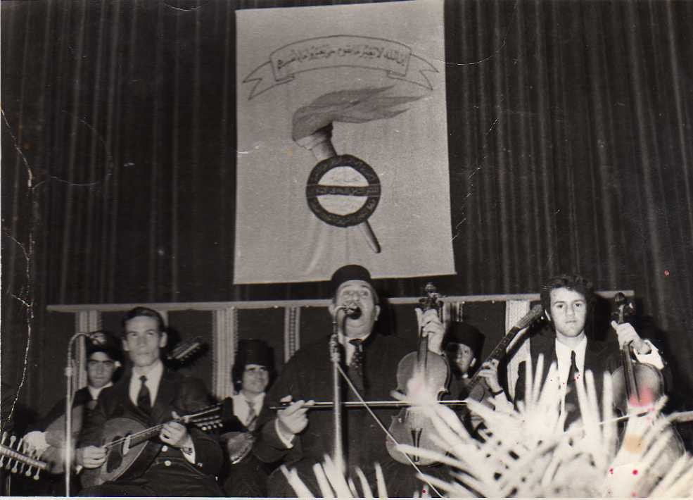 soirée théatre bejaia 1980