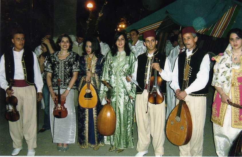 Mouhamed : soirée tlemcen 2007