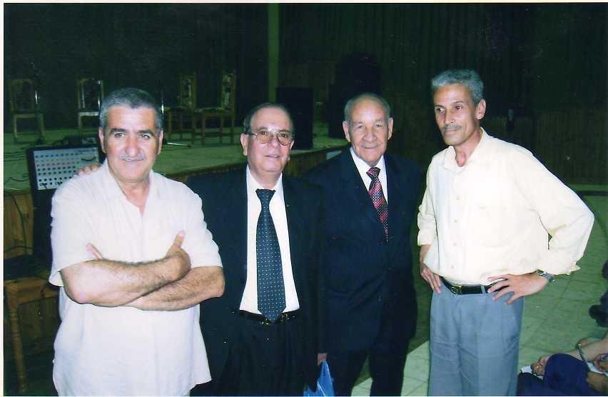 chikh_mouhamed : soirée algeroise  bejaia 2007