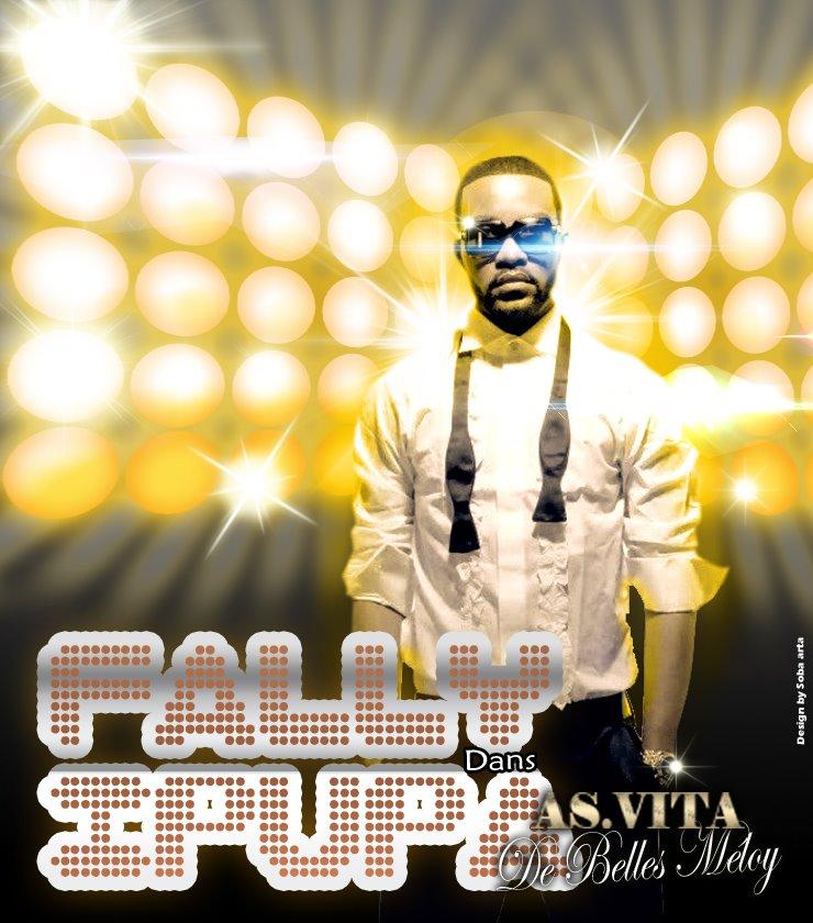 Fally ipupa  Affiche Concert music