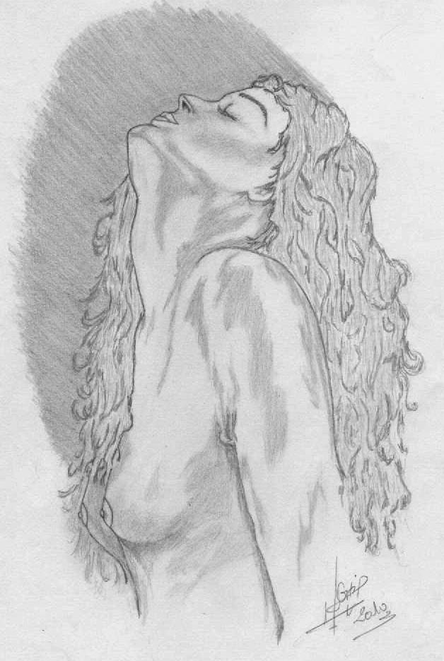 dessin du femme sexy