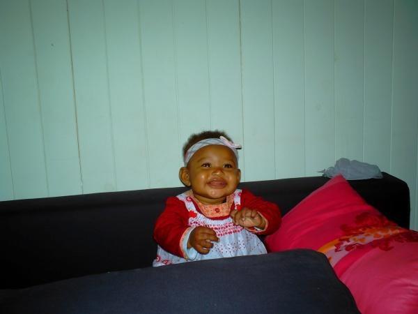 ma  tite fille Safia