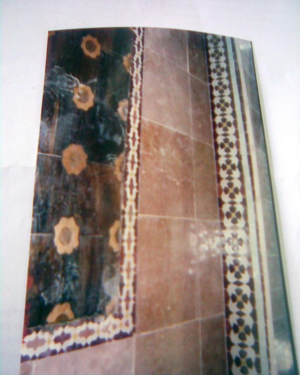 marbre associé avec le zélig beldi