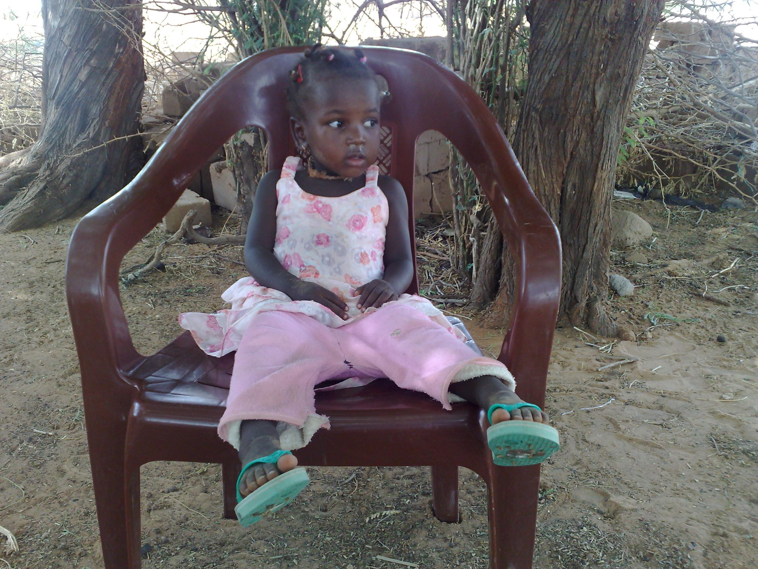 lunesco : ma fille