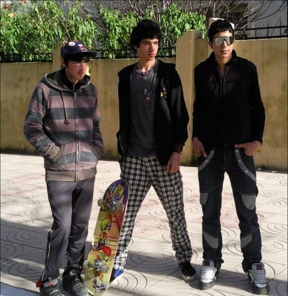 punk-rock : moi&mes amis