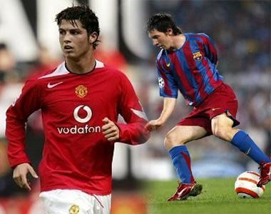 sifou-fashion : c.ronaldo and messi