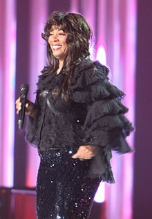 Donna Summer &raquo; Nobel Peace Price Concert 2009 Donna Summer