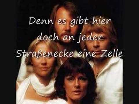 Abba &raquo; Abba: Ring Ring in German